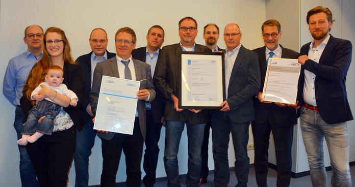 Erfolgreicher Abschluss des TSM-Prozesses bei den Stadtwerken Soest