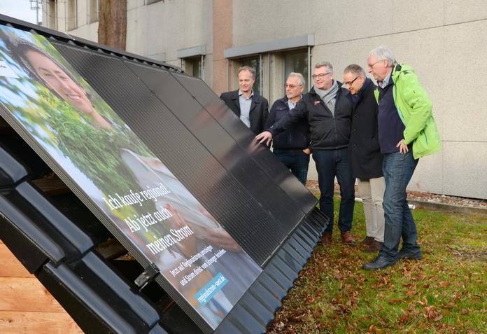 Grünes Pilotprojekt Ortsteil Ampen, ANADOPA und Stadtwerke Soest
