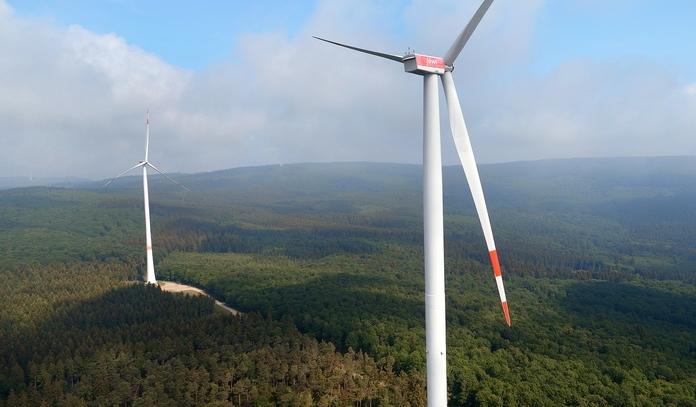 Stadtwerke Windpark