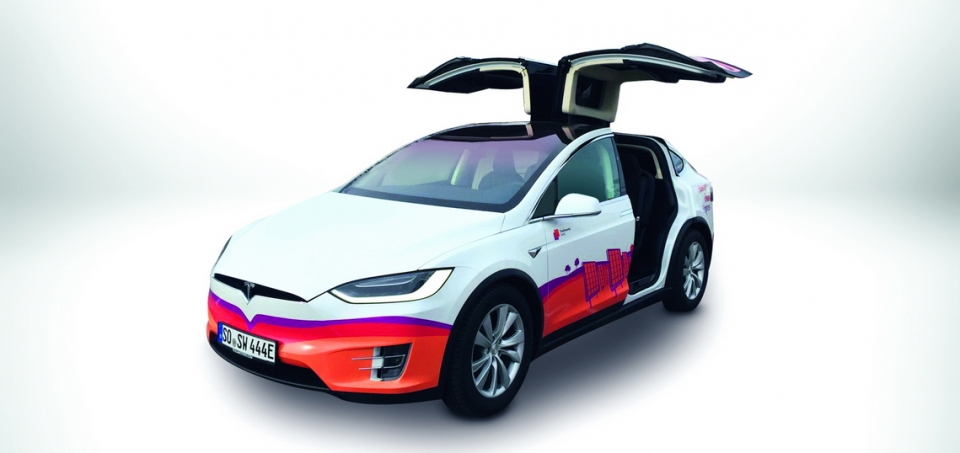 Stadtwerke Tesla
