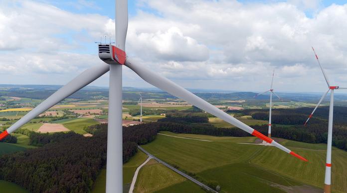 Windpark Creußen